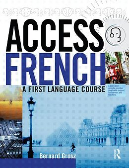 eBook (epub) Access French: Student Book de Bernard Grosz, Henriette Harnisch