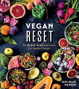 E-Book (epub) Vegan Reset von Kim-Julie Hansen