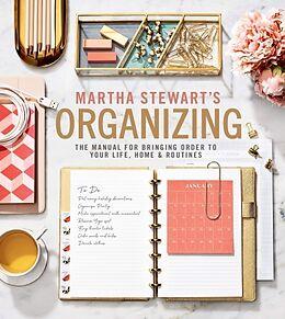 Fester Einband Martha Stewart's Organizing von Martha Stewart
