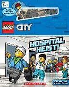 Broschiert Hospital Heist! von Scholastic