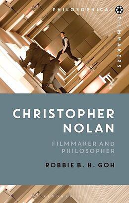 Kartonierter Einband Christopher Nolan von Robbie B. H. Goh