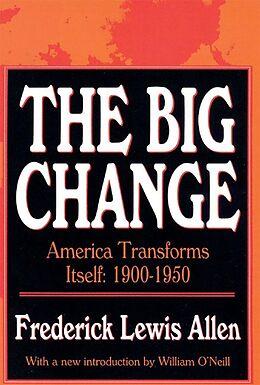 E-Book (epub) The Big Change von Frederick Lewis Allen