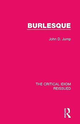 E-Book (epub) Burlesque von John D. Jump