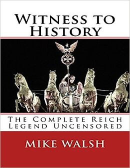E-Book (epub) Witness to History von Mike Walsh