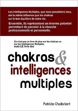 eBook (epub) Chakras & intelligences multiples de Patricia Chaibriant