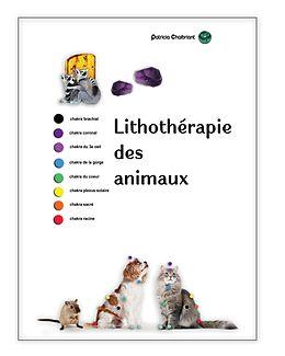 eBook (epub) Lithotherapie des animaux de Patricia Chaibriant