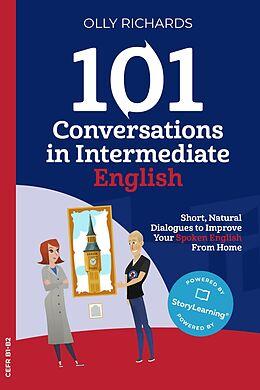 E-Book (epub) 101 Conversations in Intermediate English von Olly Richards