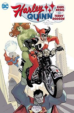 Fester Einband Harley Quinn by Karl Kesel & Terry Dodson: The Deluxe Edition Book Two von Karl Kesel, Terry Dodson