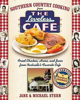 Fester Einband Southern Country Cooking from the Loveless Cafe von Michael Stern, Jane Stern