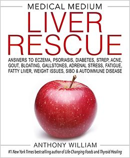 E-Book (epub) Medical Medium Liver Rescue von Anthony William