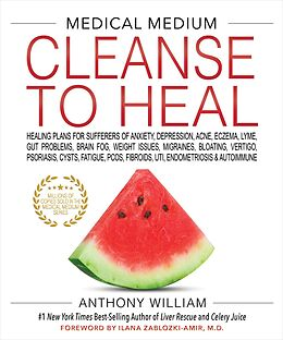 E-Book (epub) Medical Medium Cleanse to Heal von Anthony William