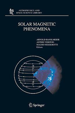 E-Book (pdf) Solar Magnetic Phenomena von