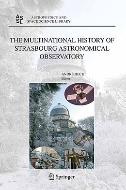 E-Book (pdf) The Multinational History of Strasbourg Astronomical Observatory von