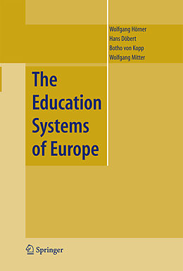 E-Book (pdf) The Education Systems of Europe von