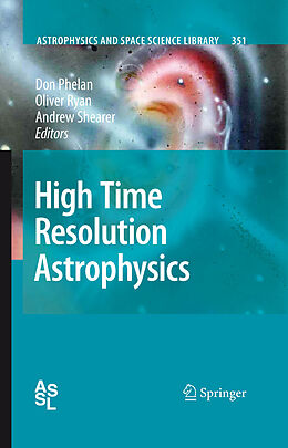 E-Book (pdf) High Time Resolution Astrophysics von