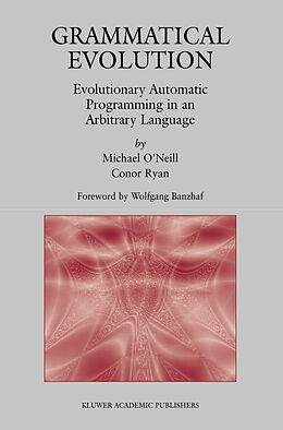Fester Einband Grammatical Evolution von Michael O'Neill, Conor Ryan