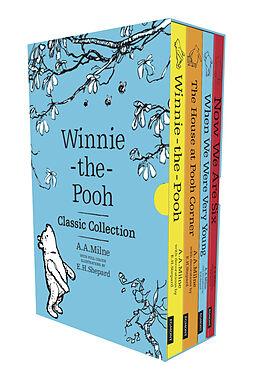 Kartonierter Einband Winnie-the-Pooh Classic Collection von A. A. Milne