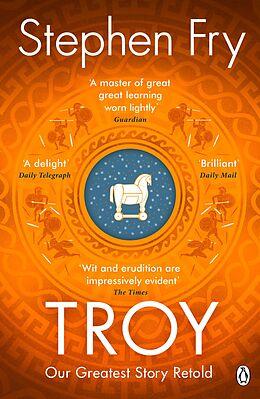 E-Book (epub) Troy von Stephen Fry