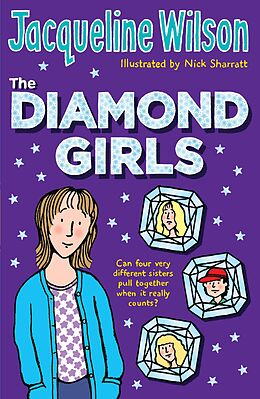 E-Book (epub) The Diamond Girls von Jacqueline Wilson