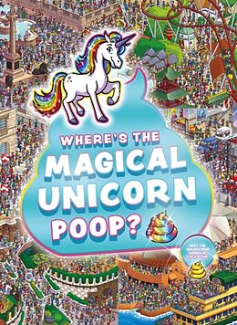 Fester Einband Where's the Magical Unicorn Poop? von Scholastic