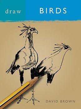 E-Book (pdf) Draw Birds von David Brown