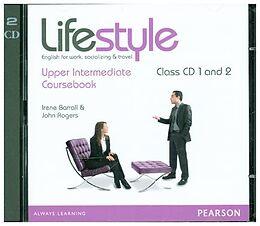 Compact Disc Lifestyée Upper Intermediate Class CDs von John; Barrall, Irene Rogers