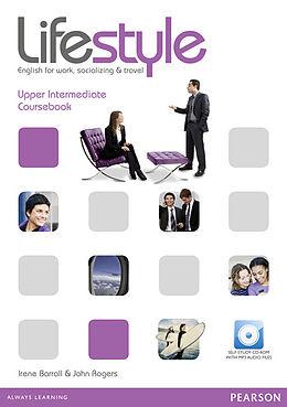 Kartonierter Einband Lifestyle Upper Intermediate Coursebook (with CD-ROM) von Irene Barrall, John Rogers, Jonathan Marks