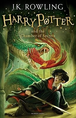 Kartonierter Einband Harry Potter and the Chamber of Secrets von J. K. Rowling