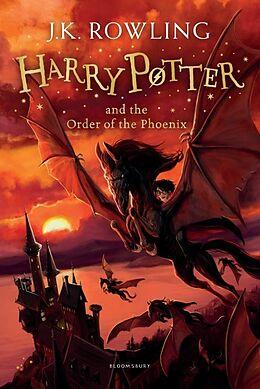 Kartonierter Einband Harry Potter and the Order of the Phoenix von J.K. Rowling
