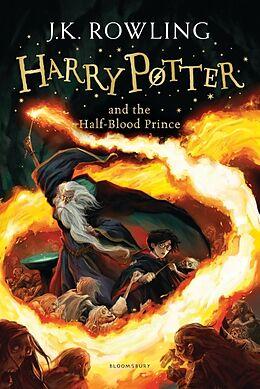 Kartonierter Einband Harry Potter and the Half-Blood Prince von J.K. Rowling