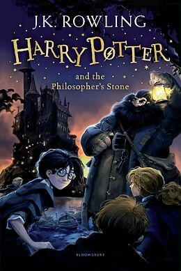 Fester Einband Harry Potter and the Philosopher's Stone von J. K. Rowling