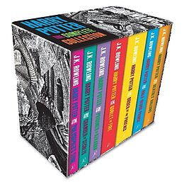 Kartonierter Einband Harry Potter Boxed Set: The Complete Collection Adult Paperback von Joanne K. Rowling