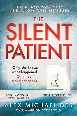 Kartonierter Einband The Silent Patient von Alex Michaelides