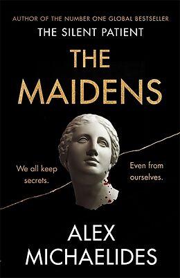 Kartonierter Einband The Maidens von Alex Michaelides
