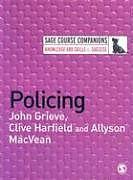 Kartonierter Einband Policing von John Grieve, Clive Harfield, Allyson MacVean