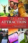 Kartonierter Einband The 28 Laws of Attraction von Thomas J. Leonard
