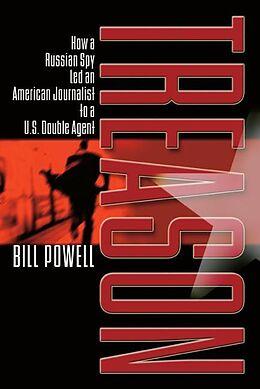 Kartonierter Einband Treason von Bill Powell