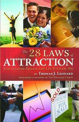 E-Book (epub) The 28 Laws of Attraction von Thomas J. Leonard