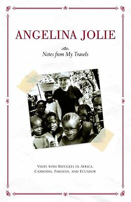 E-Book (epub) Notes from My Travels von Angelina Jolie