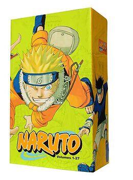 Kartonierter Einband Naruto Box Set 1 von Masashi Kishimoto