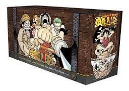 Kartonierter Einband One Piece Box Set Volume 1 von Eiichiro Oda