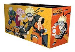 Kartonierter Einband Naruto Box Set 2: Volumes 28-48 von Masashi Kishimoto