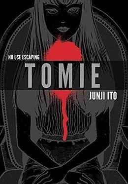 Fester Einband Tomie von Ito Junji
