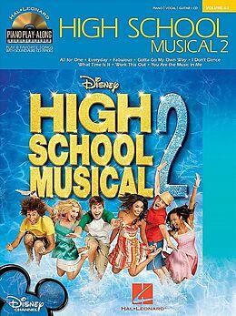 Matthew Gerrard CD High School Musical vol.2 (+CD)