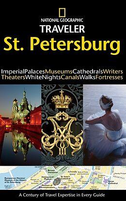 Kartonierter Einband National Geographic Traveler: St. Petersburg von Jeremy Howard