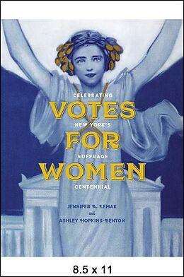 E-Book (epub) Votes for Women von Jennifer A. Lemak, Ashley Hopkins-Benton