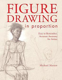 E-Book (epub) Figure Drawing in Proportion von Michael Massen