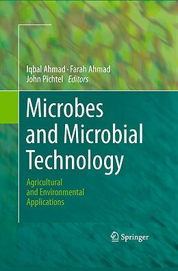E-Book (pdf) Microbes and Microbial Technology von John Pichtel, Farah Ahmad