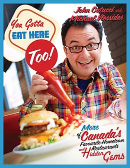 E-Book (epub) You Gotta Eat Here Too! von John Catucci, Michael Vlessides
