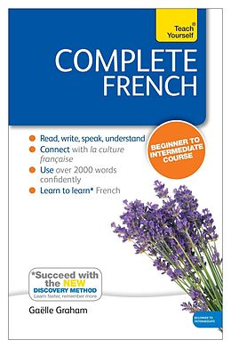 E-Book (epub) Complete French (Learn French with Teach Yourself) von Gaelle Graham